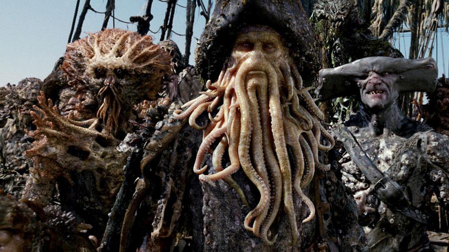 موجودات دزدان دریایی