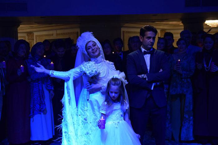 عروسی مریلا زارعی و امیرحسین آرمان